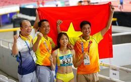 Việt Nam có HCV thứ 2, nhảy vọt trên BXH