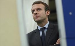 Tổng thống Emmanuel Macron: Pháp sẵn sàng không kích Syria
