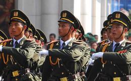 Dự kiến phong hàm tướng cho những cấp nào?