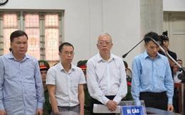 Đang xét xử cựu Chủ tịch công ty Xơ sợi dầu khí PVTEX