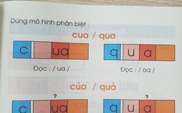"""Đánh vần tiếng Việt """"lạ"""": Chủ tịch hội đồng thẩm định phương pháp này lên tiếng"""