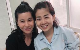 Cát Phượng và bạn trai quyên góp hơn 600 triệu ủng hộ Lê Bình, Mai Phương