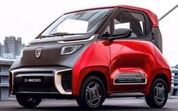 Ô tô điện 'made in China' có thiết kế 'siêu dị', giá 245 triệu vừa trình làng