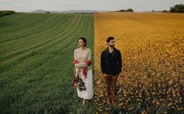 Những bức ảnh cưới ấn tượng nhất 2018, tác phẩm chụp tại Việt Nam cũng được vinh danh