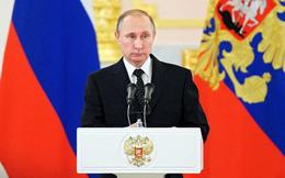 Tổng thống Nga phát biểu trên truyền hình về cải cách lương hưu