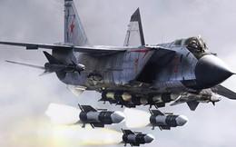 Nga thiết kế chiến đấu cơ thay tiêm kích đánh chặn MiG-31