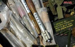 Quân đội Syria tìm thấy kho vũ khí IS do Israel cung cấp?