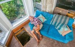 Tình cờ phát hiện giếng cổ trong nhà, người đàn ông kiên trì đào tìm kho báu suốt 6 năm
