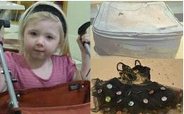 Chiếc vali cũ nát và bộ váy đen tả tơi của bé gái 2 tuổi tố cáo tội ác tày trời tưởng chừng bị chôn vùi mãi mãi
