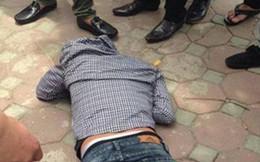 Tên trộm dùng kim tiêm dính máu đi dọa người, bị đánh nhập viện
