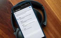 Mẹo nhỏ đừng quên khi dùng Galaxy Note 9: Hãy luôn bật tính năng Dolby Atmos để nghe nhạc, xem phim
