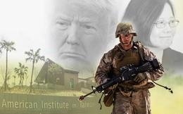 """Mỹ quyết đưa lính thủy đánh bộ tới Đài Loan dù Trung Quốc cảnh báo """"động thái xâm lược"""""""