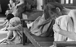 Những tấm hình ám ảnh trong bệnh viện tâm thần 50 năm trước