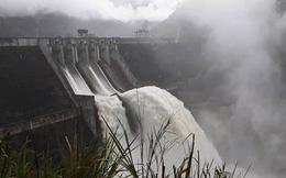 Thủy điện lớn nhất trên địa bàn Nghệ An lại xả lũ
