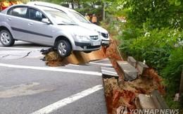 'Hố tử thần' xuất hiện tại thủ đô Seoul, 200 cư dân hốt hoảng sơ tán