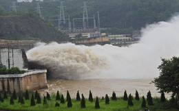 Hôm nay xả lũ các hồ thủy điện Hòa Bình, Sơn La, Tuyên Quang