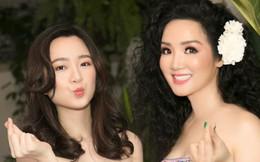 """Con gái Giáng My gây bất ngờ với nhan sắc """"xinh như Hoa hậu"""" ở tuổi 24"""
