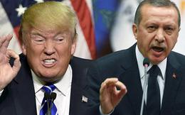 """Quan hệ Mỹ-TNK chạm đỉnh căng thẳng: """"Tuần trăng mật"""" giữa hai đồng minh NATO đã chấm dứt?"""