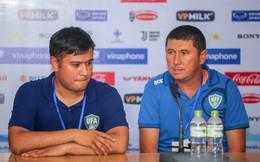 HLV Uzbekistan và Palestine dành những lời có cánh khi nói về U23 Việt Nam