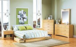 Phòng ngủ nhỏ rộng thênh thang với 8 kiểu giường lưu trữ siêu hoàn hảo dưới đây