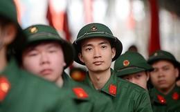 Toàn bộ điểm chuẩn các khối trường quân đội năm 2018