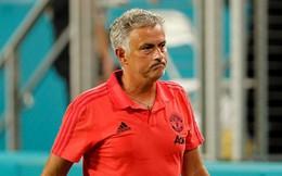 Mourinho đã cạn thời gian