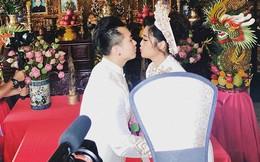 NSND Hồng Vân - Tuấn Anh xúc động tổ chức lễ cưới cho con gái tại Việt Nam