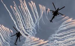 24h qua ảnh: Trực thăng Nga trình diễn ngoạn mục tại cuộc thi quân sự quốc tế