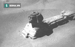 Phát hiện bức tượng Nhân Sư thứ hai nằm trong lòng đất Ai Cập