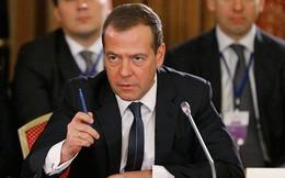 Ông Medvedev tiết lộ lý do Nga bắt đầu cuộc chiến với Gruzia cách đây 10 năm