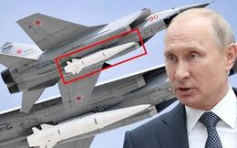 """Army 2018: Nga sẽ phô diễn MiG-31K mang tên lửa Kinzhal - TT Putin khen """"vũ khí lý tưởng"""""""
