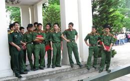 Nghệ An, Đắk Lắk, Thanh Hoá có số lượng thí sinh trúng tuyển Học viện Hậu cần cao nhất