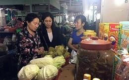Đại biểu Quốc hội đi chợ phát hiện nhiều thực phẩm có hóa chất