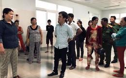 Sản phụ mang thai 14 tuần tử vong khi phẫu thuật, người nhà bao vây bệnh viện