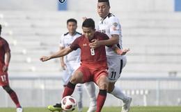 Thiếu 9 cầu thủ, U23 Thái Lan vẫn thắng tưng bừng 5-0