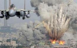 Phòng không Syria nghênh chiến máy bay lạ