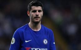 """""""Morata là nỗi ô nhục trên hàng công Chelsea"""""""