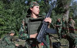 24h qua ảnh: Nữ quân nhân Việt Nam tham dự cuộc thi quân sự quốc tế