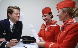 Cận cảnh lò đào tạo các nữ tiếp viên hàng không Nga xinh đẹp