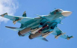 """Su-34 sẽ giúp Philippines """"trấn"""" Trung Quốc trên Biển Đông?"""