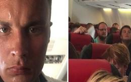 300 hành khách nháo nhào với cái nóng như lò bát quái trên chuyến bay bị hoãn
