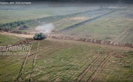 """Chiến sự Ukraine: Dân quân Donetsk """"dùng bài"""" chiến đấu của quân đội Syria"""
