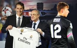"""Quên Ronaldo hay Zidane đi, Perez mới là """"sao Bắc Đẩu"""" của Real Madrid"""