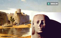 """Thành phố kỳ lạ của những người """"không có mũi"""" thời Ai Cập cổ đại"""