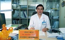 Đề nghị cách chức Bí thư kiêm Giám đốc Bệnh viện Thể thao