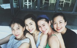 Những hội bạn thân nức tiếng showbiz Việt: Nhóm thân tới nỗi giống hệt nhau, nhóm lại lầy lội cứ xuất hiện là gây cười
