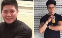 Ảnh quá khứ từng nặng đến 95kg của chàng giám đốc soái ca, bạn trai Rich Kid Thảo Nhi Lê