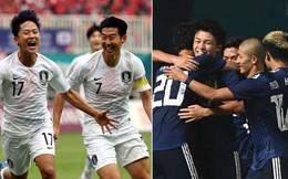 Olympic Nhật Bản không 'có cửa' tranh vô địch với Hàn Quốc?!