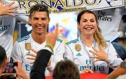 Bực mình hộ em trai, chị gái Ronaldo mỉa mai Luka Modric