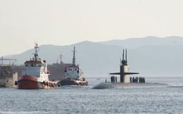 NÓNG: Tàu ngầm Mỹ mang tên lửa hành trình Tomahawk thần tốc áp sát Syria - Chờ đòn sấm sét